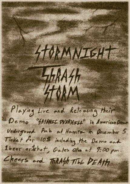 StormNight- Thrash Storm