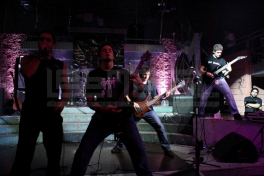 Blood Ink live at Tantra 2010