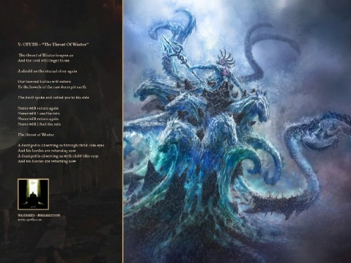 Opeth - The Throat of Winter (God of War III)