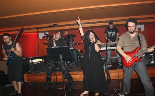 Sphere at Dio Tribute Event (Nova)