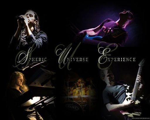 Spheric Universe Experience