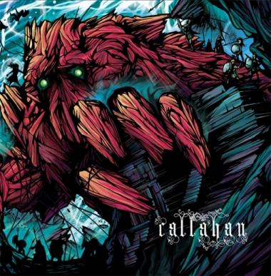 Callahan's Self Titled Debut by Dan Mumford