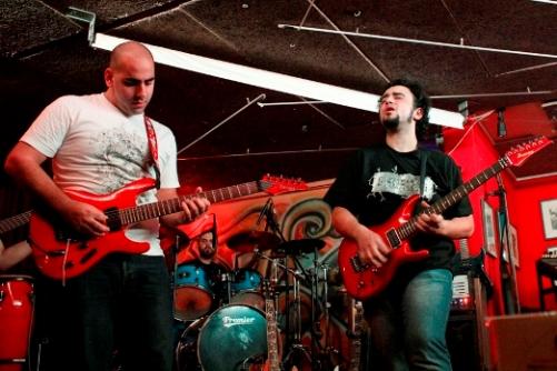 Amadeus Amad - Satriani Tribute at RAN IV 2010