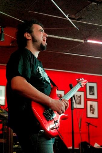 Amadeus Awad live at Quadrangle 2010