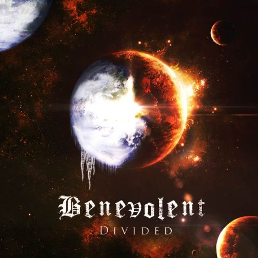 Benevolent - Divided EP cover