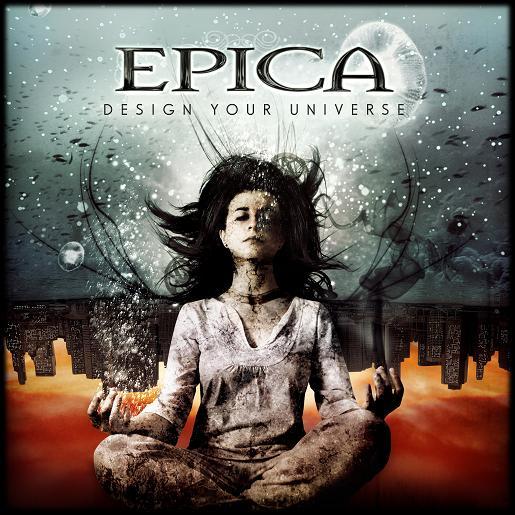 """Epica's latest studio album """"Design Your Universe"""""""